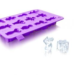 Ice cube & baking tray en silicone
