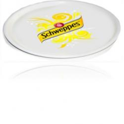 Schweppes acrylic serving tray