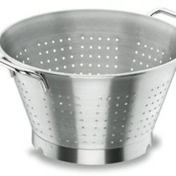 Lacor stainless steel colander