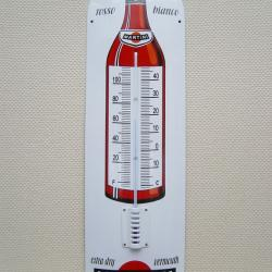 Enamel thermometer Martini